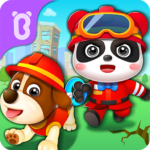 Little Panda's Earthquake Rescue APK (MOD, Unlimited Money) 8.43.00.11