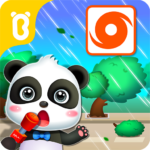 Little Panda's Weather: Hurricane APK (MOD, Unlimited Money) 8.43.00.10