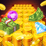 Lucky Dozer Coin Pusher 2020 APK (MOD, Unlimited Money) 1.15