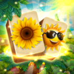 Mahjong Solitaire: Summer Blossom APK (MOD, Unlimited Money) 1.0.16