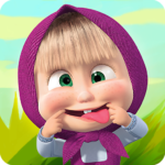 Masha and the Bear Child Games APK (MOD, Unlimited Money) 3.3.5