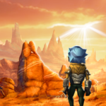 Mines of Mars Scifi Mining RPG APK (MOD, Unlimited Money) 4.2005