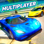 Multiplayer Driving Simulator APK (MOD, Unlimited Money) 1.09