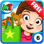 My Town : Stores. Fashion Dress up Girls Game APK (MOD, Unlimited Money) 1.71