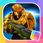 Neon Shadow: Cyberpunk 3D First Person Shooter APK (MOD, Unlimited Money) 1.40.266
