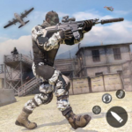 New Commando Shooter Arena: New Games 2020 APK (MOD, Unlimited Money) 1.0
