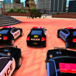 Police Car Driving in City APK (MOD, Unlimited Money) 404