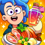 Potion Punch 2: Fantasy Cooking Adventures APK (MOD, Unlimited Money) 1.5.3