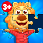 Puzzle Kids – Animals Shapes and Jigsaw Puzzles APK (MOD, Unlimited Money) 1.4.1