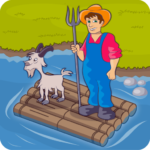 River Crossing IQ Logic Puzzles & Fun Brain Games APK (MOD, Unlimited Money) 1.2.1