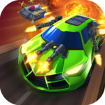 Road Rampage: Racing & Shooting to Revenge APK (MOD, Unlimited Money) 4.5.2