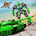 Robot Transform Tank Action Game APK (MOD, Unlimited Money) 1.3