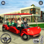 Shopping Mall Radio Taxi: Car Driving Taxi Games APK (MOD, Unlimited Money) 3.0