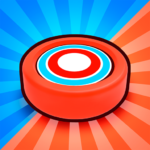 Sling Puck 3D Challenge APK (MOD, Unlimited Money) 1.0.913