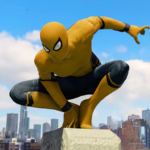 Spider Rope Hero – Gangster New York City APK (MOD, Unlimited Money) 1.0.10