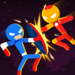 Stick Super: Hero – The stickman shadow fight APK (MOD, Unlimited Money) 1.0.6