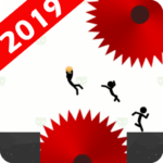 Stickman Impaled:Stick Parkour Platformer APK (MOD, Unlimited Money) 1.1.9