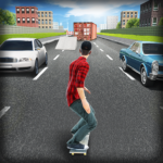 Street Skater 3D: 2 APK (MOD, Unlimited Money) 1.3