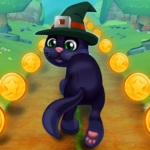 Talking Cat Run – Talking Kitty Kitten APK (MOD, Unlimited Money) 1.2.1