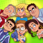 The Goldbergs: Back to the 80s APK (MOD, Unlimited Money) 1.11.2854