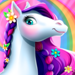 Tooth Fairy Horse – Caring Pony Beauty Adventure APK (MOD, Unlimited Money) 2.3.13