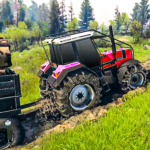 Tractor Pull & Farming Duty Game 2019 APK (MOD, Unlimited Money) 1.0