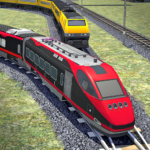 Train Racing Simulator: Free Train Games APK (MOD, Unlimited Money) 10.2