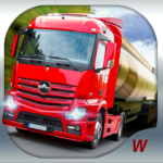 Truck Simulator : Europe 2 APK (MOD, Unlimited Money) 0.36