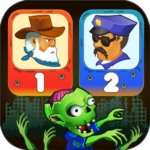 Two guys & Zombies (two-player game) APK (MOD, Unlimited Money) 1.3.1