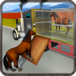 Wild Horse Zoo Transport Truck Simulator Game 2018 APK (MOD, Unlimited Money) 1.7