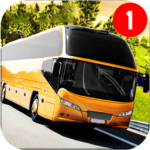 bus simulator : coach hill driving game 2019 APK (MOD, Unlimited Money) 1.0.1