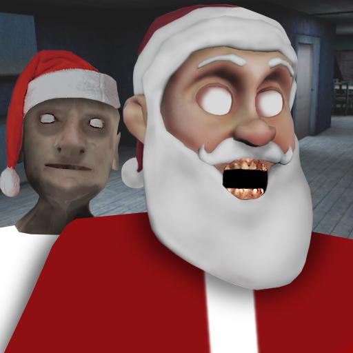 scary santa granny chapter II APK (MOD, Unlimited Money) 8.17