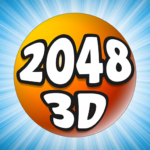 2048 Merge 3D APK (MOD, Unlimited Money) 1.5