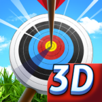 Archery Tournament – shooting games APK (MOD, Unlimited Money) 2.1.5002