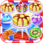 Bakery Mania: Match 3 APK (MOD, Unlimited Money) 1.0.5
