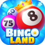 Bingo Land – No.1 Free Bingo Games Online APK (MOD, Unlimited Money) 1.1.8