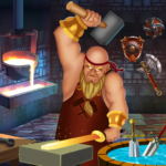 Blacksmith Factory: Weapon making & Crafting Games APK (MOD, Unlimited Money) 1.0.3