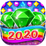 Bling Crush – Jewel & Gems Match 3 Puzzle Games APK (MOD, Unlimited Money) 1.4.8