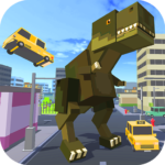 Blocky Zilla: City Crush APK (MOD, Unlimited Money) 1.11