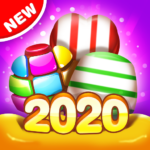 Candy House Fever – 2020 free match game APK (MOD, Unlimited Money) 1.0.9