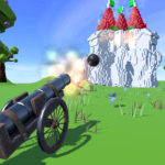 Cannons Evolved – Cannon & Ball Shooting Game APK (MOD, Unlimited Money) 1.2.9998