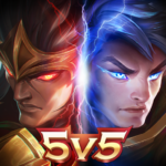 Champions Legion | 5v5 MOBA APK (MOD, Unlimited Money) 1.30.0