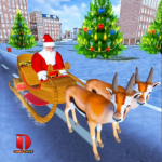 Christmas Santa Rush Gift Delivery- New Game 2019 APK (MOD, Unlimited Money) 6