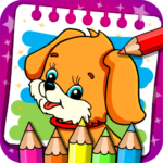 Coloring & Learn Animals – Kids Games APK (MOD, Unlimited Money) 1.19