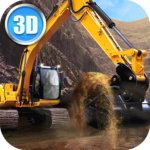 Construction Digger Simulator APK (MOD, Unlimited Money) 1.03