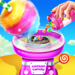 💜Cotton Candy Shop – Cooking Game🍬 APK (MOD, Unlimited Money) 6.5.5052