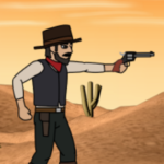 Cowboy Duel APK (MOD, Unlimited Money) 0.5.4