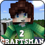 Crafts Man : Blocks World 2020 APK (MOD, Unlimited Money) 1.0.9