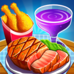 Crazy My Cafe Shop Star – Chef Cooking Games 2020 APK (MOD, Unlimited Money) 1.14.2