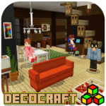 Decocraft Mod APK (MOD, Unlimited Money) 3.0